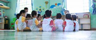 Co-teaching in Vietnamese preschools