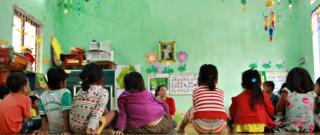 Preschool central Vietnam