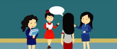 VVOB Vietnam early education programme (2017-2021) in one minute